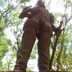 Monumento Ñuflo de Chavez