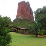 Santuario Mariano de la Torre de Chochis